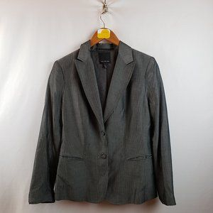 The Limited Two Button Blazer Suit Jacket Sz 8